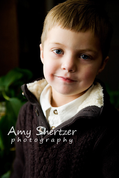 Bozeman preschool photo session