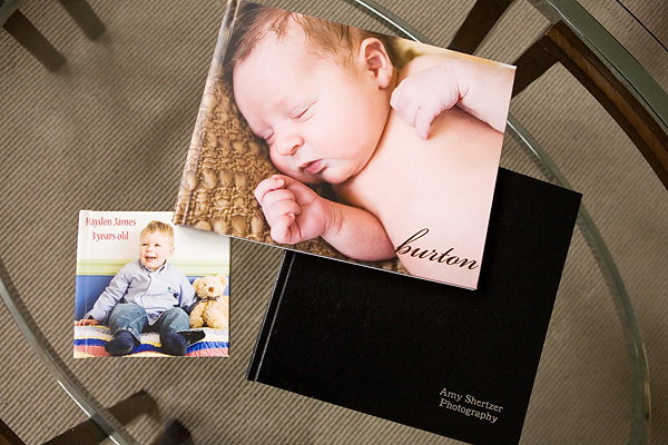 Beautiful coffee table book samples