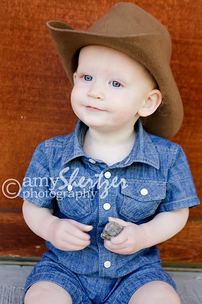 Cowboy Baby  Bozeman Baby Photographer  » Amy Shertzer Photography ... 10027a6e0