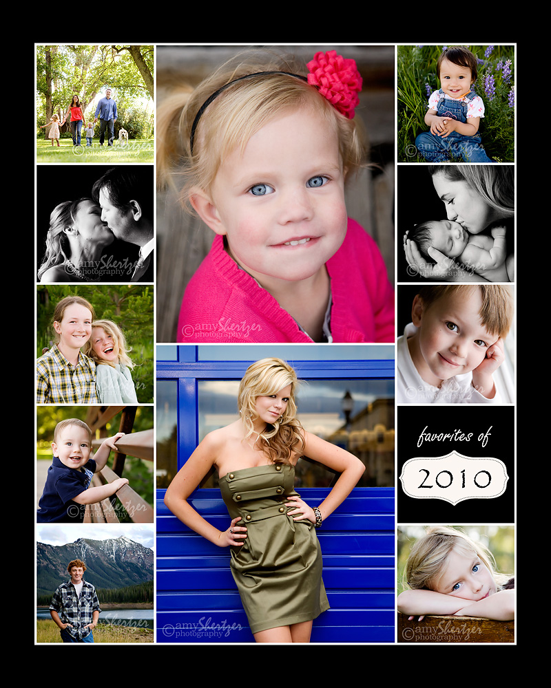 Bozeman portrait photographer shows off some her favorite images of 2010.