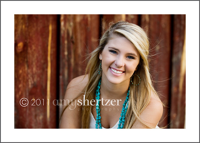 Senior girl pictures.