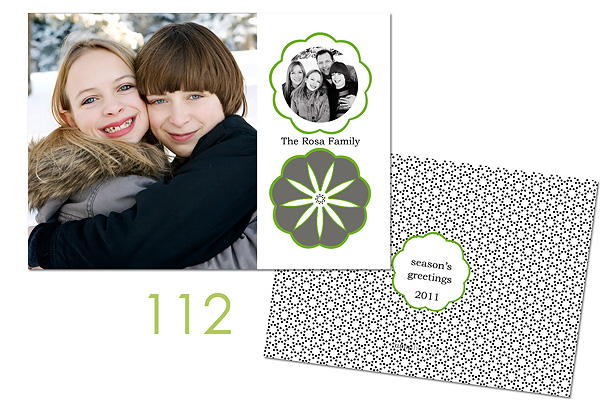 Amy Shertzer Photography holiday card designs